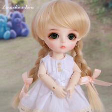 1/8 BJD Doll SD Doll Girl Linachouchou -Free Face Make UP+Free Eyes