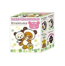 1 Blind box San-X Rilakkuma Mascot Panda Costume Figurine Figure Vinyl Toy Rare