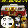USB LED Light Lighting Kit For LEGO 10220 T1 Campingbus VW CAMPER VAN Bricks