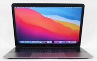 "VERY NICE 12"" Apple MacBook 2015 Retina 1.1GHz Core M 8GB RAM 256GB GRAY +WNTY"