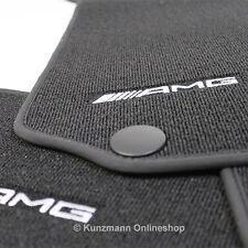 Original AMG Fußmatten Satz Velours Mercedes-Benz E-Klasse W212 NEU