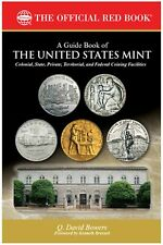 The Official Red Book A Guide Book Of The United States Mint Coins By Whitman