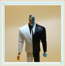 """DC Collectibles Batman Animated Series TWO-FACE action Figure old 6"""" N32"""