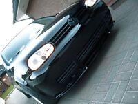 VW Golf MK4 4 IV Front Bumper Cup Chin Spoiler Lip Sport Valance Splitter Jubi-