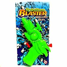 Small Hydrostorm Blaster Water Pistol Gun - Assorted Colour - Pool Childrens Toy