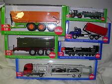 Siku Farmer und Super Serie 1827  1991  2892 3546 3734 3934  OVP