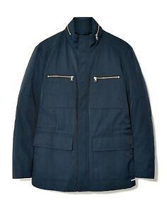 HUGO by Hugo Boss Field Jacket In Water-repellent Technical Fabric RRP£349