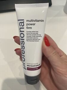 Dermalogica Age Smart Multivitamin Power Firm 74ml (eye cream) salon size