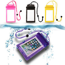 Waterproof Bag Underwater Phone Pouch Dry Case Cover Touch for iPhone 6 7 7Plus