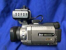 Sony Dsr Pdx10 3Ccd Dvcam / MiniDv 16:9 Digital Video Camera with Xlr Adapter