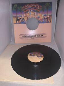 1978 Casablanca Records Village People YMCA Macho Man 33 1/3 Vinyl Single
