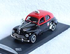 Peugeot 203 Taxi 1954 1:43 Solido Modellauto