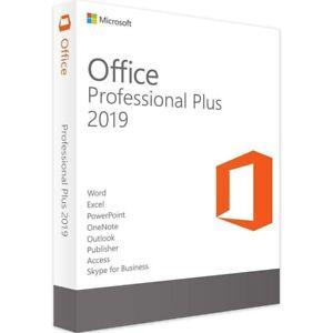 Microsoft Office 2019 Professional Plus Download Version