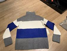 NEW C&C California Color Block Turtle Neck Sweater - Medium