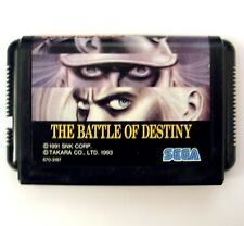 Rare BATTLE OF DESTINY ( FATAL FURY : KING OF FIGHTERS) for Sega Megadrive (JAP)