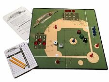 What About Baseball - A Realistic Baseball Board Game That Gives You the Feel of