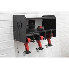 LAST FEW! Sealey Power Tool Storage Rack PTSR5 Wall Mounted Store upto 5 Tools