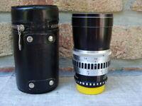 "Staeble Germany - Staeble Telexon 3.8/135mm M39  ""aus Sammlung"" - RAR!"