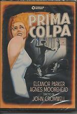 Prima colpa (1950) DVD