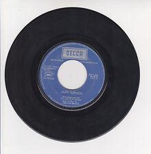 "Julio IGLESIAS Vinyle 45T 7"" SP RIO REBELDE -SI VOLVIERAS OTRA VEZ - DECCA 84153"