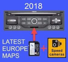 LATEST 2018 CITROEN PEUGEOT SD CARD GPS SAT NAV  UPDATE RNEG EU/UK WIPNAV/MYWAY