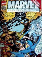 Marvel Magazine n°12 1995 con megacards  ed. Marvel Italia  [G.229]