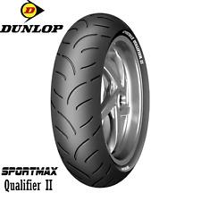 Gomma pneumatico posteriore Dunlop Sportmax Qualifier 2 180/55 ZR 17 DOT 2019