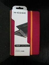 Kindle Fire Trip Jacket Carrying Case for Kindle Fire Tablet M-Edge Free Ship