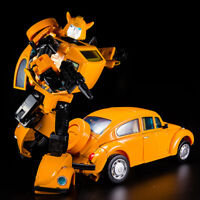 KBB G1 7in Bumblebee Autobot Action Figure Deformable Robot Child Kids Gift Toy