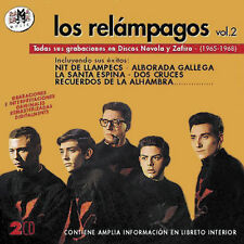 LOS RELAMPAGOS Vol.2-2CD