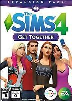 The Sims 4 Get Together - PC(2015) Video Game