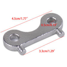 Stainless Steel Boat Marine Deck Fill Plate Key Tool Water, Fuel, Gas, Waste Cap