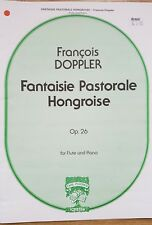 Fantaisie Pastorale Hongroise Opus 26 Flute & Piano by Francois Doppler,
