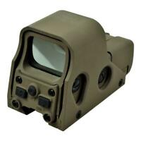 Red Dot Olografico Professionale 551 TAN JS-TACTICAL