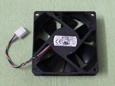 Delta AUC0812D 8025 80mm x 25mm Dell Cooler Cooling Fan DC 12V 0.70A 4Pin B169