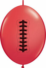 Football Oval Party Balloons & Decorations