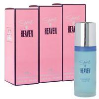 Milton Lloyd Spirit of Heaven Ladies 3 Pack Parfum De Toilette Spray