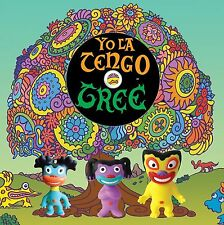 Yo La Tengo & Jim Woodring - DVD and 3 TREE Soft Vinyl Figures Set