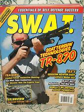 SWAT 2/2007~TR-870~BENELLI M4 SHOTGUN~ED BROWN SPECIAL FORCES 1911~BLAST BELT