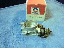 Throttle Body Pontiac 6000 2.5L 2.8L Fuel Delivery Acdelco  GM oem 17112812  D3