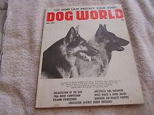 Dog World Magazine June 1967
