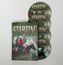 Starting Under Saddle with Clinton Anderson, Colt Starting Series