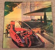 Syd Mead Futurist Sentinel Monograph First Edition 1979 Concept Art