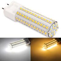 Energy Saving G12 12W 81 LED Corn Light Bulb Horizontal Plug Lamps 2835 SMD 360°