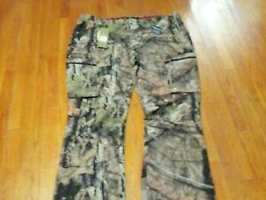 Mossy Oak Technical Layer Break-up Country Camo Lightweight Pants. 3XL 48-50 NEW