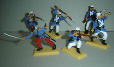 FRENCH FOREIGN LEGION on foot light blue uniform ARGENTINA DSG Soldiers Britains