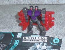 Transformers Earthrise War For Cybertron DOUBLECROSSER Legends Wfc