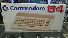 COMMODORE 64 C64 computer Bundle in scatola con giochi e accessori