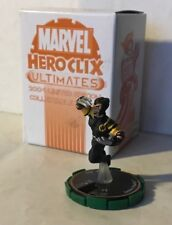 HeroClix ULTIMATES #216  JAMES HOWLETT  LE GOLD RING MARVEL ( WOLVERINE ) +BOX