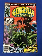 GODZILLA  King of the Monsters # 10  Here Comes Yetrigar 1978